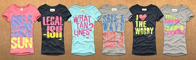 Hollister-tween-tshirts