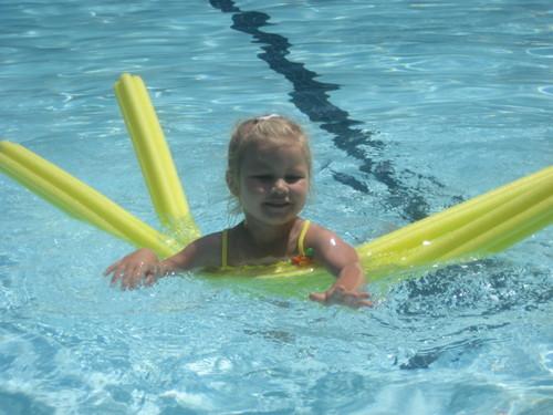hope the swimmer