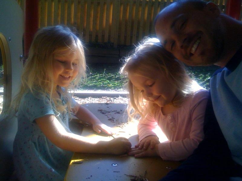 Saturday with my girls